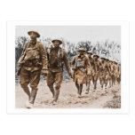 Soldados afroamericanos WWI Postales