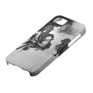 Soldados británicos iPhone 5 carcasas