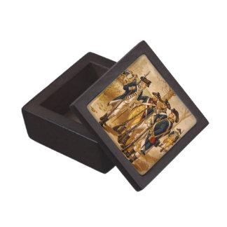 Soldados continentales de Henry Alexander Ogden Cajas De Recuerdo De Calidad