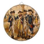 Soldados continentales de Henry Alexander Ogden Tablero De Dardos
