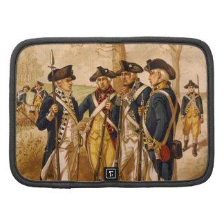 Soldados continentales de Henry Alexander Ogden Planificadores