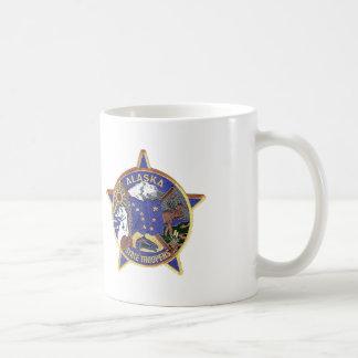 Soldados de caballería estatales de Alaska Taza De Café