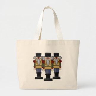 Soldados de juguete bolsa tela grande