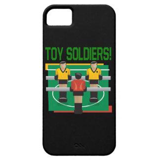 Soldados de juguete funda para iPhone SE/5/5s