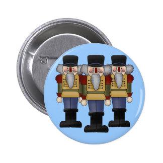Soldados de juguete pin redondo 5 cm