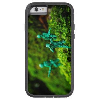 Soldados en bosque funda para  iPhone 6 tough xtreme