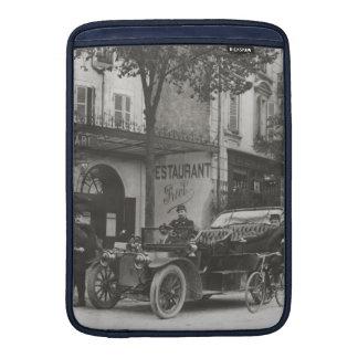 Soldados franceses, coche, moto funda macbook air