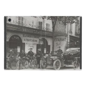 Soldados franceses, coche, moto iPad mini protector