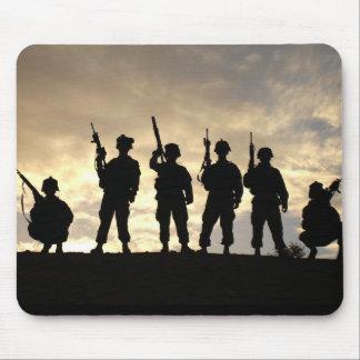 Soldados Mousepad Tapete De Ratones