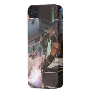 Soldadura iPhone 4 Case-Mate Carcasa
