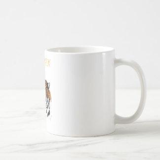 Soldan Gold Colored Coffee Mug