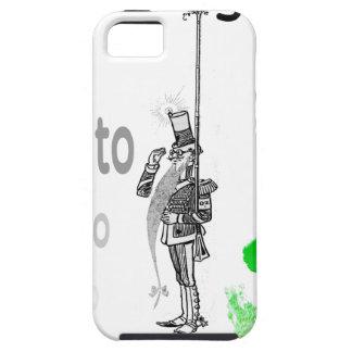 Soldato iPhone SE/5/5s Case