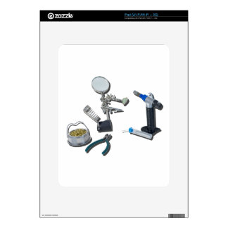 SolderingTorchTools032215 Decal For iPad
