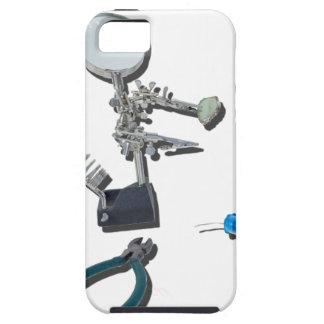 SolderingTorchTools032215 iPhone SE/5/5s Case