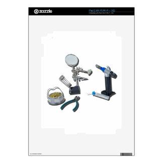 SolderingTorchTools032215 Skin For iPad 2