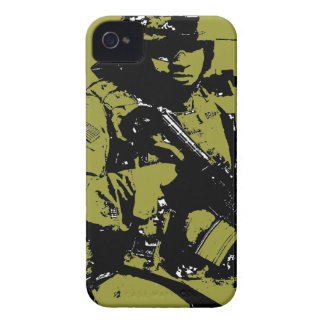 Soldier 1.0 iPhone 4 cover