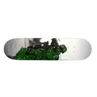 soldier 2 skateboard deck