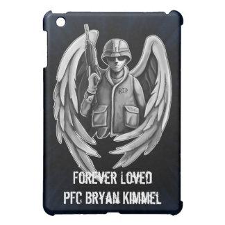 Soldier Angel design iPad Mini Covers