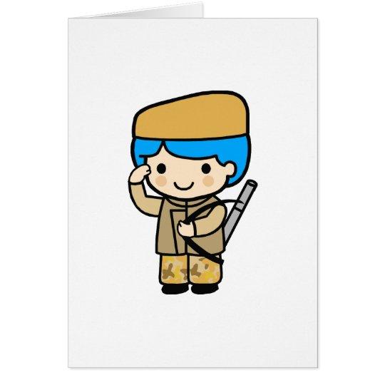 Soldier Boy 2 Card