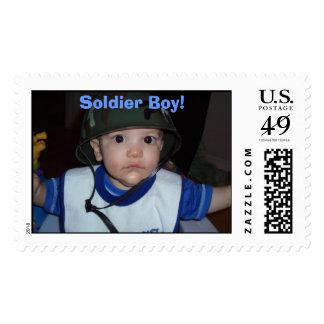 Soldier Boy! Postage