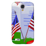 Soldier Cemetery Galaxy S4 Cover