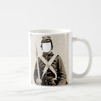 Soldier civil war  Mug