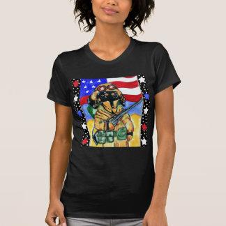 Soldier Dachshund T-Shirt