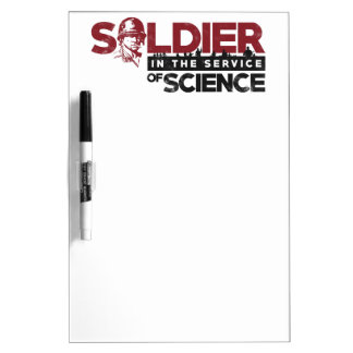 Soldier Dry Erase Board