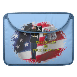 Soldier flag Rickshaw Flap Sleeve
