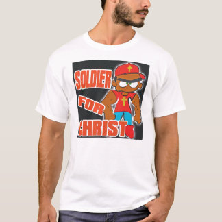 SOLDIER FOR CHRIST T-Shirt
