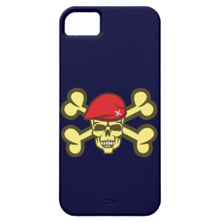 Soldier head skull more soldier skull iPhone SE/5/5s case