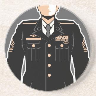 Soldier Hero vector Coaster
