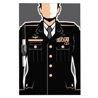 Soldier Hero vector Dry-Erase Board