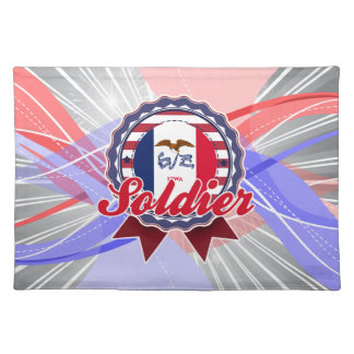 Soldier, IA Placemats