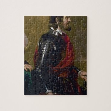 soldier in armorf jigsaw puzzle