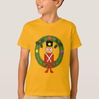 Soldier in Wreath Boys T-Shirt