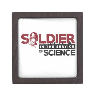 Soldier Jewelry Box