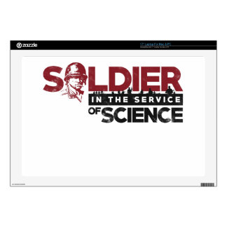 Soldier Laptop Decal
