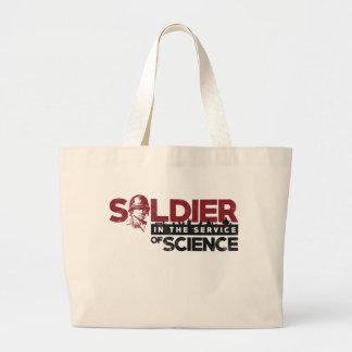 Soldier Large Tote Bag