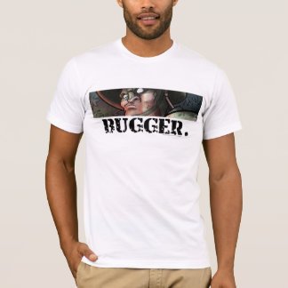 """Soldier Legacy"" Bugger! Single Side T-Shirt"