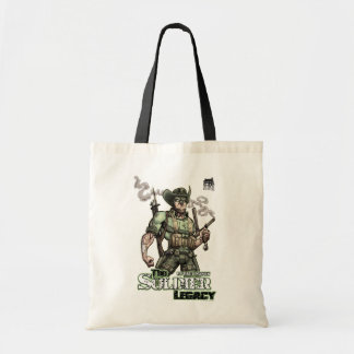 """""""Soldier Legacy"""" Comic Convention Carry Bag"""