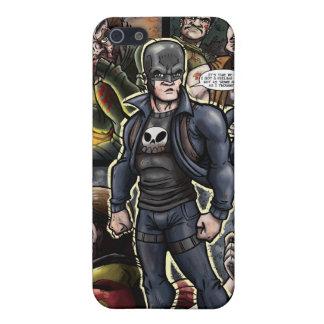 """""""Soldier Legacy"""" Young Vigilante iPhone case"""