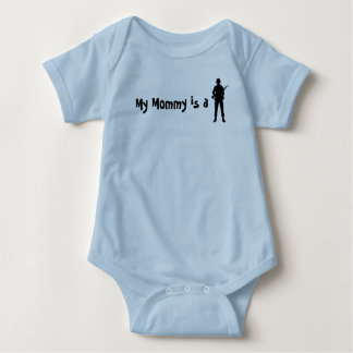 Soldier Mommy Shirt