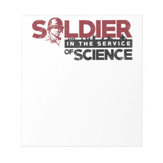 Soldier Notepad