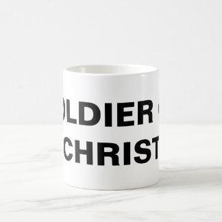 """Soldier Of Christ"" Classic Mug"