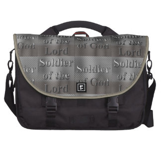 Soldier of God Soldier of the Lord Bag For Laptop