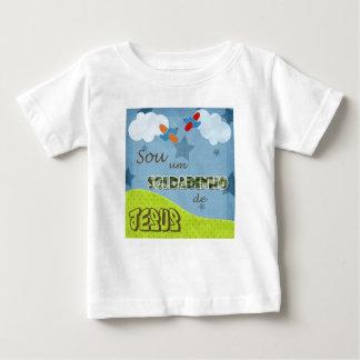 Soldier of Jesus T-shirts