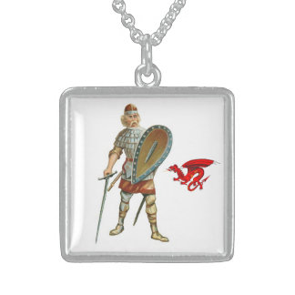 Soldier of Llywelyn Neckwear Sterling Silver Necklace