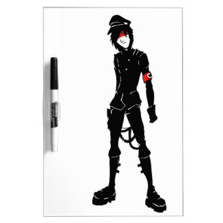Soldier Of Love Dry-Erase Board