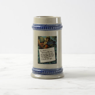 Soldier s Letter Home To Dad Mugs